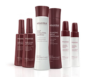 All Inclusive system provides lift and volume to any style while delivering the latest hair boosting technologies for denser, thicker looking hair. Kit includes: Revitalizing Shampoo, Volumizing Conditioner, 2 Follicle Boosting Serums, 2 Volumizing Lifting Sprays.