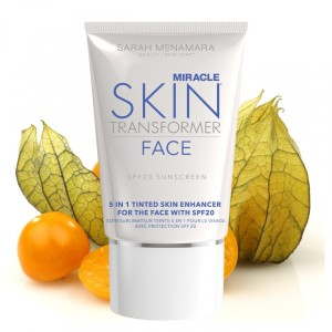 MIRACLE SKIN TRANSFORMER FACE SPF20